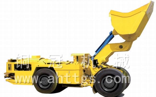 2m3地下电动铲运机 TDCY 2 -产品服务图片